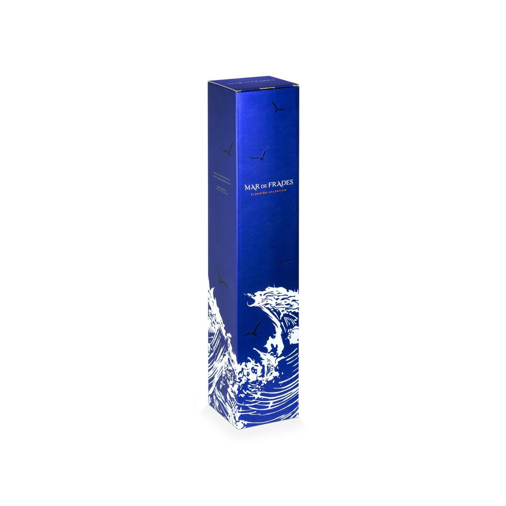 Estuche de lujo para 1 botella magnum Mar de Frades