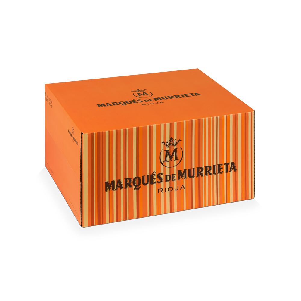 Cajas de cartón para embalaje para 6 botellas de vino