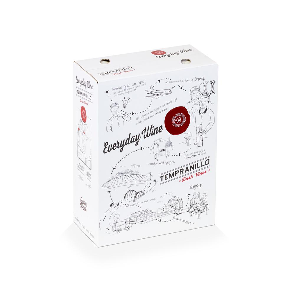 BaginBox de vino (3 Litros)