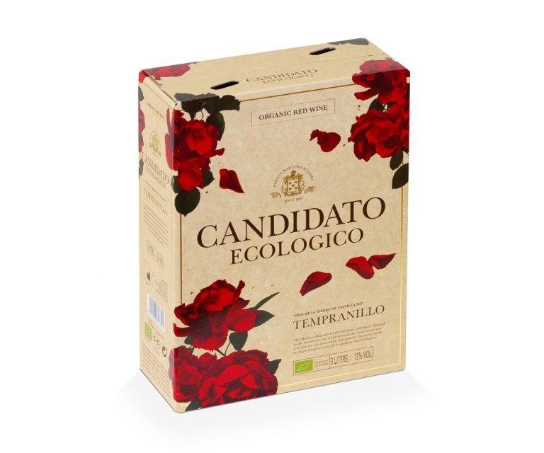 Bag in Box de vino (3 Litros)
