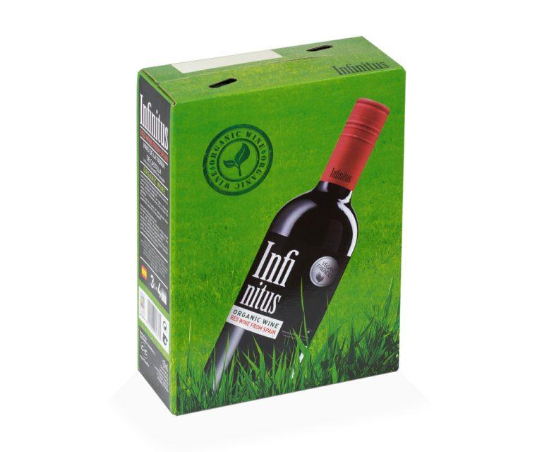 Caja de vino Bag in Box