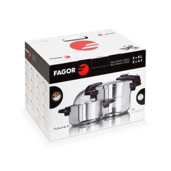 Boîte d'emballage industriel de Fagor