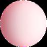 bola rosa mate en 3D