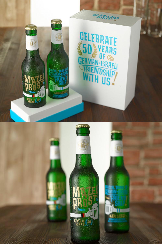 Estuche de cervezas, diseño de packaging