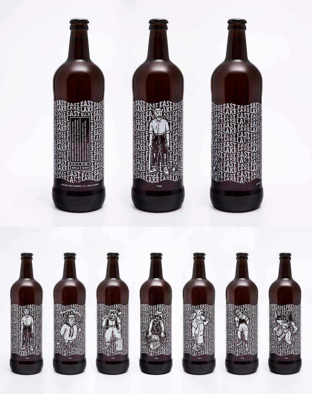 Diseño de etiquetas y packaging de cerveza