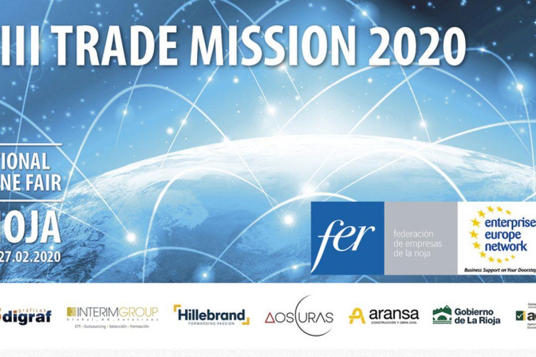 Digraf patrocina la VIII Misión Inversa Food&Wine 2020