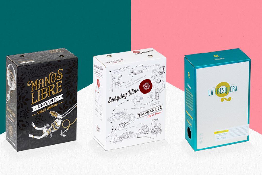 Bag in box, el packaging que mejor conserva los líquidos, el más ecológico y totalmente personalizable