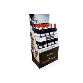 Box Pallet para botellas de vino Lagunilla