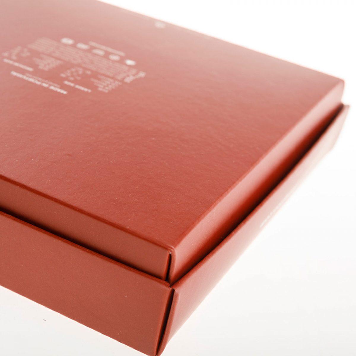 Caja personalizada de cartón Jimmy Lion
