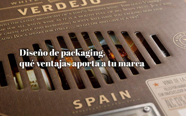 Diseño de packaging, qué ventajas aporta a tu marca
