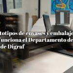 Prototipos de envases y embalajes: así funciona el Departamento de I+D de Digraf