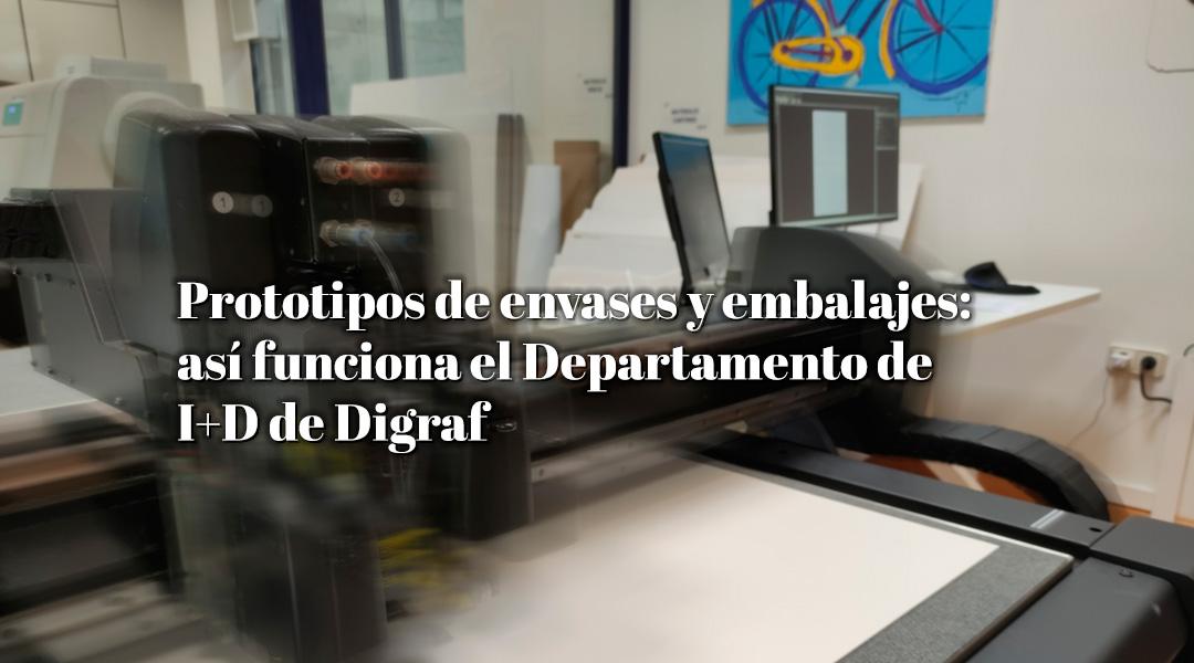 Grupo Digraf Innovación y Desarrolo en Packaging Industrial
