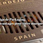 Design de Packaging, les avantages pour votre marque.